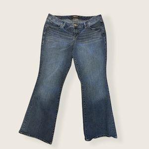 Torrid Jeans Size 16 Reg Length Worn Once
